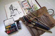 sketching set - Google Search