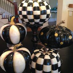 Making MacKenzie-Childs Pumpkins