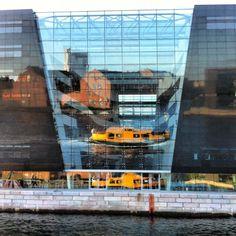 Det Kongelige Bibliotek - Den Sorte Diamant in København K, Region Hovedstaden