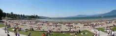 Kitsilano Beach Vancouver Vacation, Dolores Park, Public, Beach, Travel, Viajes, Seaside, Trips, Tourism