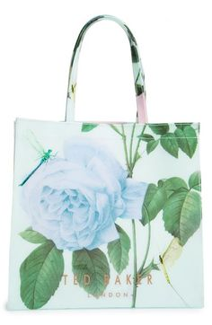 beautiful Ted Baker rose tote http://rstyle.me/n/w24jhr9te