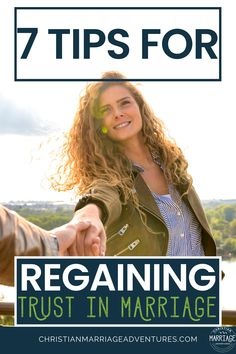 How do you regain trust in marriage after it has been broken? Let this practical marriage advice help you forgive your spouse and move forward after marriage struggles.    Christian Marriage Adventures #marriage #marriagetips #forgiveness #christianmarriageadventures Marriage Scripture, Biblical Marriage, Marriage Prayer, Marriage Vows, Strong Marriage, Marriage Life, Happy Marriage, Communication In Marriage, Intimacy In Marriage