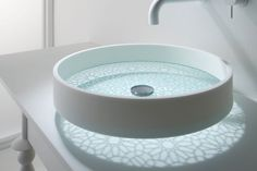 The Motif Basin Makes Your Bathroom Sink A Work of Art