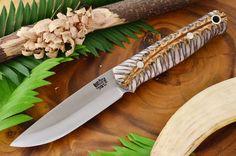 Bark River Bushcrafter II White Pine Cone