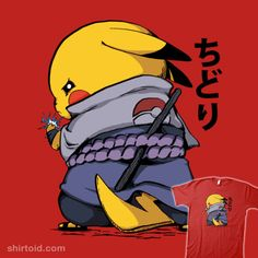 Chudori #angdzu #anime #chidori #gaming #naruto #nintendo #pikachu #pokemon #pokemongo #tvshow #videogame