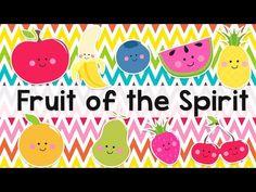 Fruit of the Spirit Song - Starskills