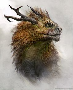 Awesome #CreatureDesign by Brent Hollowell