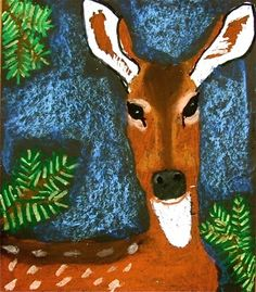 Check out student artwork posted to Artsonia from the Oh Deer!! -4 project gallery at Whitney Elementary School.