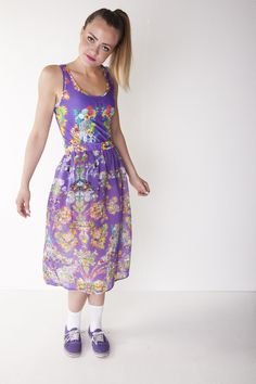 Top & Skirt - www.rakelblom.com #rakelblom #fashion #print #iceland #london #women #style #rainbow #bigkid #top #skirt