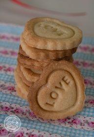 biscottini di San Valentino
