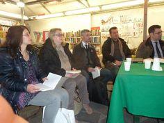 Presentazione alla Feltrinelli a Pisa di Racconti Toscani: 15/1/2015