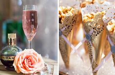 """some good ideas to go along with the french bridal shower :)Sparkly """"Spring Bling"""" Bridal Shower"""
