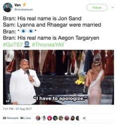 """51 Hilarious Twitter Reactions To The """"Game Of Thrones"""" Season Finale That Will Make You Laugh 'Til It Hurts"""