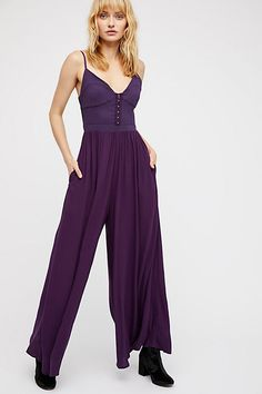 Slide View 1: Greenpoint Girl Jumpsuit
