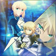 SABER | FATE STAY NIGHT UNLIMITED  BLADE WORKS