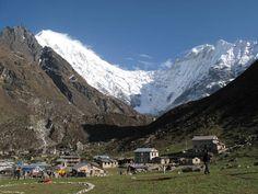 Trekking in Nepal, Langtang valley