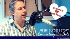 """SBI! Online Biz Success Story: """"Starting your own online business gives you much more than financial freedom. You get to connect with people from all over the world, and work begins to feel like play."""" Read more -> http://share.sitesell.com/successful-sites.html?http%3A%2F%2Fblog.sitesell.com%2F2015%2F02%2Fdo-what-you-love-connecting-the-dots-sbi-success-story.html"""