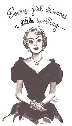 Every Girl Deserves To Be Spoiled Sometimes!                                                                                                                                                                                                                                               ♚$pÕ!LèDˇPr!NćË$$♚