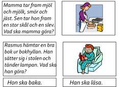 Learn Swedish, Swedish Language, Blogg, Travel With Kids, Montessori, Teacher, Education, Reading, School
