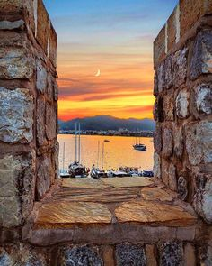 Marmaris Turkey, Sunset, Painting, Instagram, Art, Sunsets, Craft Art, Painting Art, Kunst