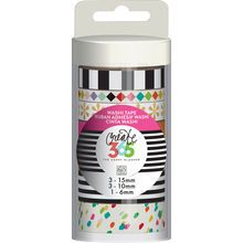 Create 365™ The Happy Planner™ Washi Tapes, Bright