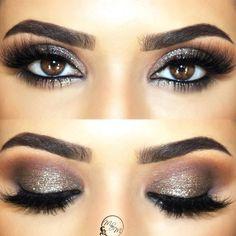20+ Hottest Smokey Eye Makeup Ideas 2018 #makeup #makeuplover #makeupjunkie #eyemakeupsmokey
