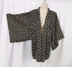 Traditional KIMONO | HAORI | Imported from Japan | womens top jacket evening