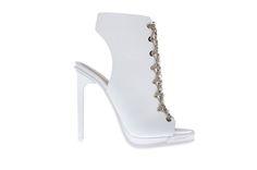 Zapato de color blanco :)