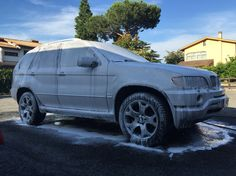 Car Wash BMW X5