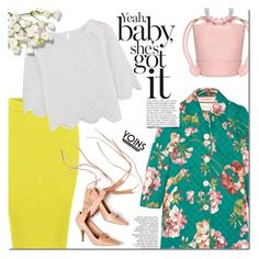 """""""You got it!"""" by purpleagony on Polyvore featuring Gucci and Marni"""