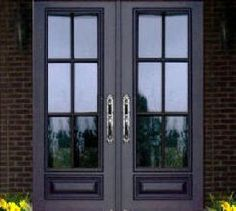 Hopefully, in the next few months - these doors (or ones very similar) will be on the front of my house.