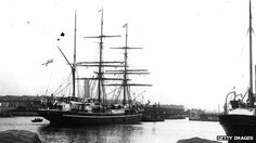 The wreck of the ship that carried Captain Robert Scott on his doomed expedition to the Antarctic a century ago has been discovered off Greenland.
