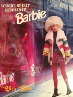 VERY RARE Barbie School Student Etudiante
