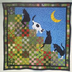Cat Quilt http://web.archive.org/web/20070302220618/mccallsquilting.com/golden/mg01_pattern/index.html