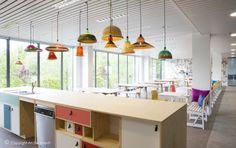 veritas HQ Cafetaria 1.2 700x439 Veritas Belgian Headquarters