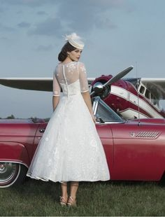 Find More Wedding Dresses Information about Country Western Tea Length Half Sleeve Scalloped See Through Appliques A Line Organza Waistband Short Hippie Wedding Dresses,High Quality dress up dolls 2,China dresses for a wedding Suppliers, Cheap wedding dress with veil from Amanda's Dress House on Aliexpress.com