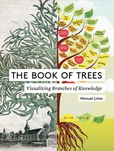 """Manuel Lima's, """"The Book of Trees: Visualizing Branches of Knowledge"""", an excellent resource."""