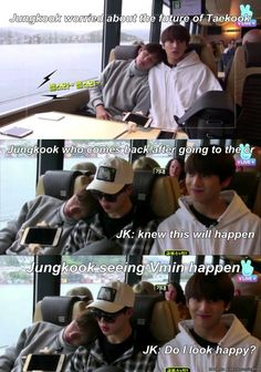 Taehyung is met with a bunny hybrid named Jeon Jungkook. Bunnies are cute, soft and innocent and that's just what Jungkook is, though there seems to be another. Taekook, Kookie Bts, Bts Bangtan Boy, Bts Vmin, Taehyung 2016, Cypher Pt 4, Vkook Memes, Bts Memes Hilarious, How Big Is Baby