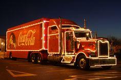 Coca Cola Santa Semi