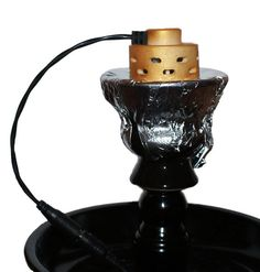 GTFO .... Electronic Hookah charcoal! Brilliant!
