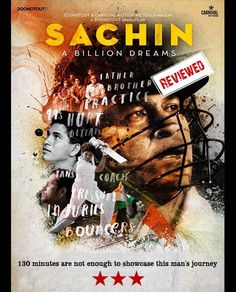 Movie review of 'Sachin: A Billion Dreams' #MovieReview #Review #sachintendulkar #sachin