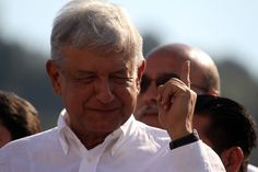 04/Abril/2012 Día 6 - Andrés Manuel López Obrador en San Cristobal de las Casas, Chiapas, donde llamo al EZLN a  lograr la reconciliación y a trabajar juntos para sacar adelante al país.