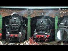 Eisenbahn-Fest Staßfurt 1/2 - Steam Train - Züge ( THOMAS HAS A ROUND TRACK LIKE THIS..)
