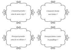 Cartes questions pour l'instruction civique - Le coffre de crapi, zil