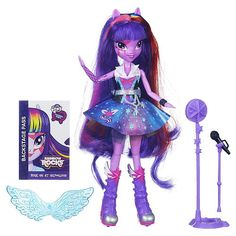 My Little Pony Equestria Girls Singing Twilight Sparkle Doll | ToysRUs. I wish I had the money to buy all of these :( such awesome collectors items!