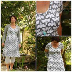 Nähvergnügt: MMM - Neues Lieblingskleid
