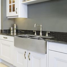 Astini Belfast 800 2.0 Bowl Brushed Stainless Steel Kitchen Sink & Waste - Astini from TAPS UK