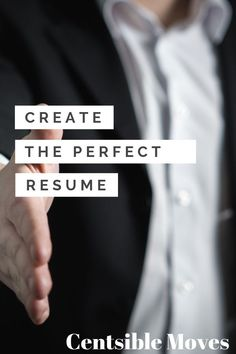 How To Write A Simple Resume That Gets You Noticed - Centsible Moves Resume Summary, Hustle Money, Resume Writing Tips, Finding A New Job, Earn Extra Income, Perfect Resume, Simple Resume, Meaningful Life, Career Change