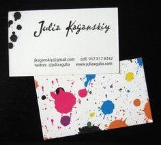 business card | Graphism/Branding/Packaging | Pinterest