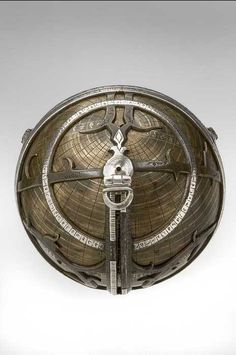 Eastern Islamic Astrolabe, 1481 An astrolabe where the celestial sphere has not been projected into a plane. This is the only complete spherical astrolabe known to have survived. It can be used for the usual range of astronomical calculation, but is less convenient to make and to use.